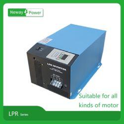 8000va 3 Fase de la bomba de alimentación Solar Híbrido Motor Inversor no necesita batería