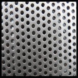 O material de construção 304 316 metal perfurado de aço inoxidável/ Folha Perfurada/ placa perfurada para decoração
