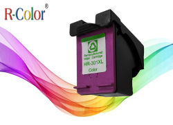 Reman para HP 301 XL Color Cartucho de tinta