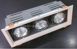 27W GRELHA LED Lamp (AW-DD001-3-140-27W)