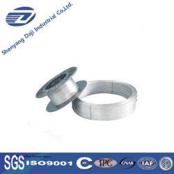 La Chine fabricant de l'exportation de haute qualité sur le fil en alliage de titane