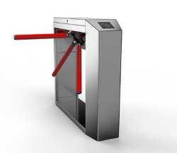 Justierbares elektronisches Stativ-Drehkreuz-Gatter-Sicherheits-Zugriffssteuerung-System