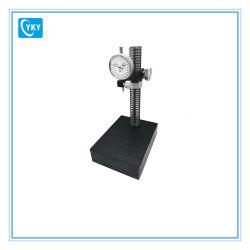 0.001 mm ダイヤル / デジタルインジケータ付きのシンプル精密厚みチェッカー
