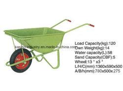 Fabbricazione Highquality 58L&5cbf Wheel Barrow per la Malesia (wb2202)