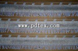 Het met de hand breien van Garen (0.42nm 100% het garen van het polyesterspoor met vlecht) (PD11203)