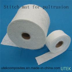 15cm de largeur mat de fibre de verre pour la pultrusion continu