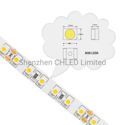 Striscia LED impermeabile 3528/2835/5050/2216 Ledstrip da 12 V 24 V per Natale Luce decorazione