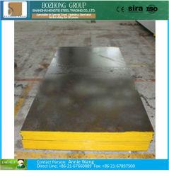1.2311, 40crmnmo7 barre plate en acier de moule en plastique