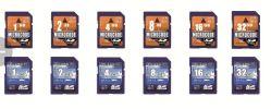 Sd Card Micro Sd Card für Caerma Handy 32GB