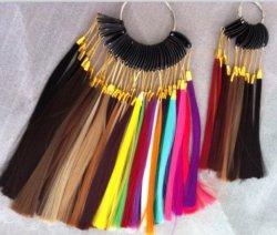 Extensions de cheveux en forme de fibres synthétiques