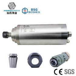 Raffreddamento ad acqua del motore dell'asse di rotazione 3kw Er20 per la macchina di falegnameria