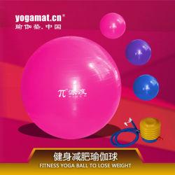 Тренажерный зал массажный кабинет, фитнесс-йога позиции баланса шаровой шарнир