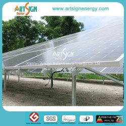 太陽地上の据付、太陽地上のエネルギー・システム