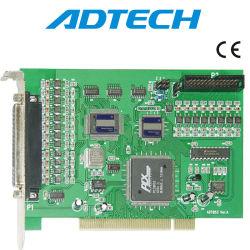 Две шины PCI платы управления перемещением оси (ADT-853)