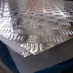 Aluminium Al99.5, 3.0255, Legierung geprägtes Checkered Panel des Schritt-A91050