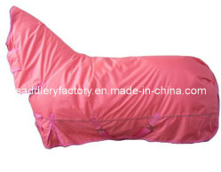 あなたのためのピンクの防水馬の敷物(SMR1127C)