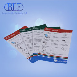 Impresión manual Manual// Manual en papel (BLF-F023)