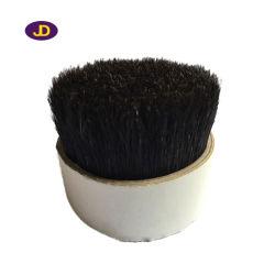 Natürliches schwarzes Schwein-Haar gekochte Borste
