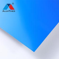 Prepainted алюминиевого листа для монтажа на стену оболочка / кровля / наружной стены / ролик затвор