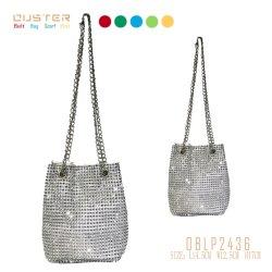 2020 Senhoras Saco da Pedra de poliéster Mini saco de mão mulheres Design Mala a tiracolo Luxo Senhora Malas Acessórios de Moda de Bag