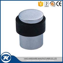 Fußboden-Montierungs-Gummitür-Stopper-Edelstahl-fester Türanschlag