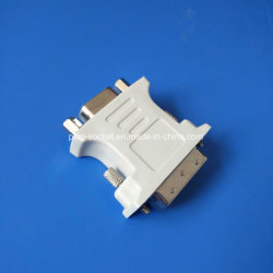 Maschio di alta qualità DVI all'adattatore femminile del VGA (HD-023)