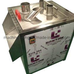 Automatische Wurzelgemüse-Frucht-Ausschnitt Dicer Maschinen-Ingwer-Kartoffel-Schneidmaschine-Scherblock-Maschine