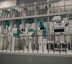 Strumentazione elaborante di macinazione 25-30t/Day della macchina completa automatica poco costosa della riseria per la pianta della riseria