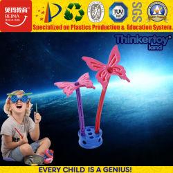 2017 nieuw ABS van de Robot van het Speelgoed van de Jonge geitjes van de Aankomst Onderwijs Plastic Veilig Duurzaam Materieel Stuk speelgoed