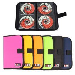 전문가 32 디스크 수용량 차 장비 VCD DVD 지갑 덮개는 저장을 전송한다 230d 피복 6 색깔에 의해 한 부대를 보호한다