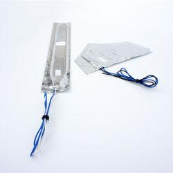 ثلاجة مزدوجة الجانب إزالة الصقيع جزء من جهاز تدفئة من الألومنيوم