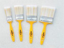 La poignée en plastique PET Pinceau conique creux filament, /les outils de peinture/Bristle Brush/Brosse à main 12mm