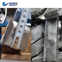 Usine de fusion de niobium bloc utilisé comme additifs de l'acier
