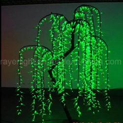 Indicatori luminosi bianchi della decorazione di natale di cerimonia nuziale dell'albero del fiore di ciliegia del LED
