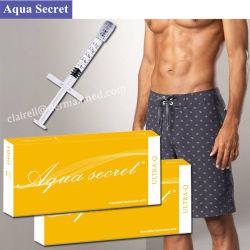 水の秘密の皮膚Hyaluronic酸のDermの深い注入口の陰茎の拡大