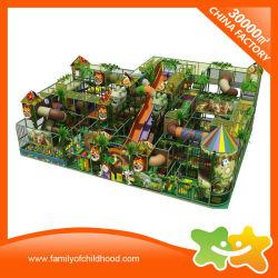 Het commerciële BosSpeelgoed van de Speelplaats van de Jonge geitjes van het Thema Binnen