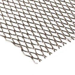 """Diamante in espansione 27 """" assicella galvanizzata del metallo di X 96 """" per lo stucco"""