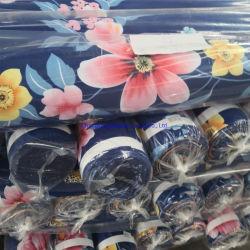 Gewebe-Hersteller Wholesale, gedruckte Gewebe für verschiedene Typen der Gewebe, Leinengewebe