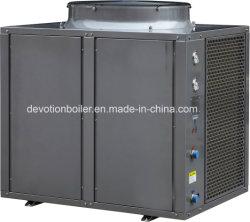 Super bomba de calor de fonte de ar de baixa temperatura