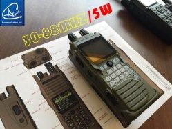Цифровой дуплексной радиосвязи портативного устройства в условиях низкого диапазона ОВЧ для системы радиосвязи в диапазоне ОВЧ