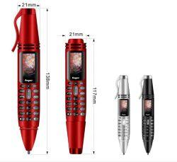 """0.96"""" небольшим экраном перо записи мобильных телефонов Pen Mini мобильному телефону"""
