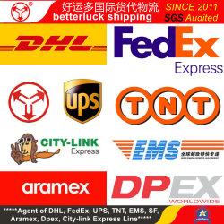 Vrachtvervoerder van de agentenChina Shenzhen van de Dienst UPS Fedex TNT EMS PostDHL van de Koerier van Fiji de Uitdrukkelijke