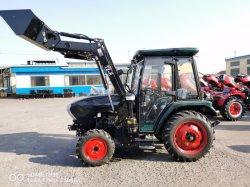 Fabriqué en Chine 30HP 4WD moteur Diesel de marcher le tracteur agricole tracteurs agricoles de la machine
