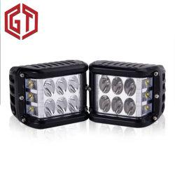 고성능 최고 밝은 스트로브 경트럭 트랙터 3 인치 45W ATV UTV 소형 LED 일 빛