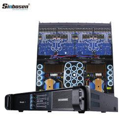 Professional Fp20000P 4000W Amplificador de subwoofer Altavoz amplificador de potencia de audio