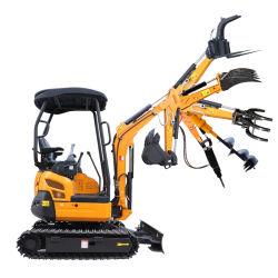 CE / Epacertification Multifunction New 0,8-30ton Hydraulic Crawler Small Digger Factory billig Preis für Verkauf Maschine Neue Großhandel kompakte Mini Bagger