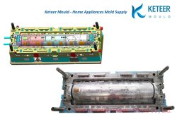 OEM Aangepaste Plastic Shell van de Airconditioning van de Vorm van de Delen van de Airconditioner Plastic Vorm van de Injectie