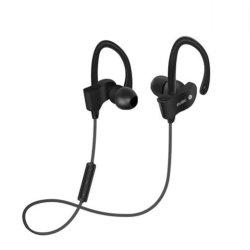 Fones de ouvido Bluetooth Headset sem fio à prova de Graves de desporto