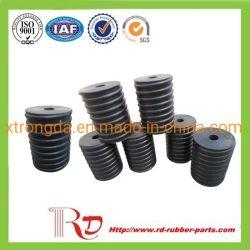 Strumentazione specialmente utilizzata attenuante di gomma composita di vibrazione di alta qualità della molla del polimero