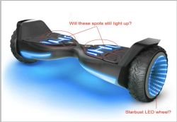 Hoverboard 6.5inch 8 дюймов доступен новый